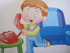 """【每周一课】语根知义--""""叫喊""""家庭<cal、chal、yel>,你会给爸爸妈妈打电"""