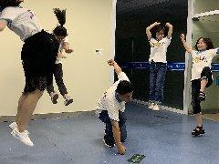 睿丁英语河北燕郊习得中心——教师节创意大赏
