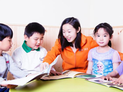 孩子学英语,我只信赖睿丁英语阅读的力量!