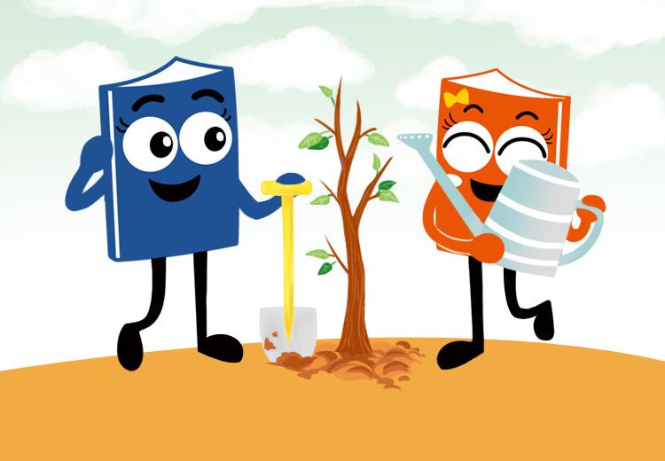 【植树节活动】为小树成长助力,领868元丰厚大奖!