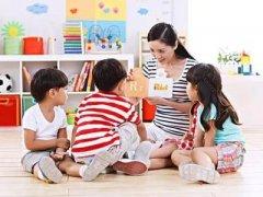 【英语教育】幼儿英语学习的渐进过程