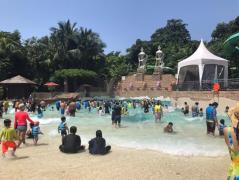【Day 8】新加坡游——圣淘沙水上探险乐园:让炎炎夏日来一丝清爽