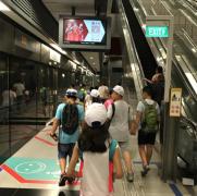 【Day 13】 新加坡游——植物园:结营前的英文演讲和才艺比赛