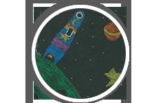 太空探险:可恶的太空兔